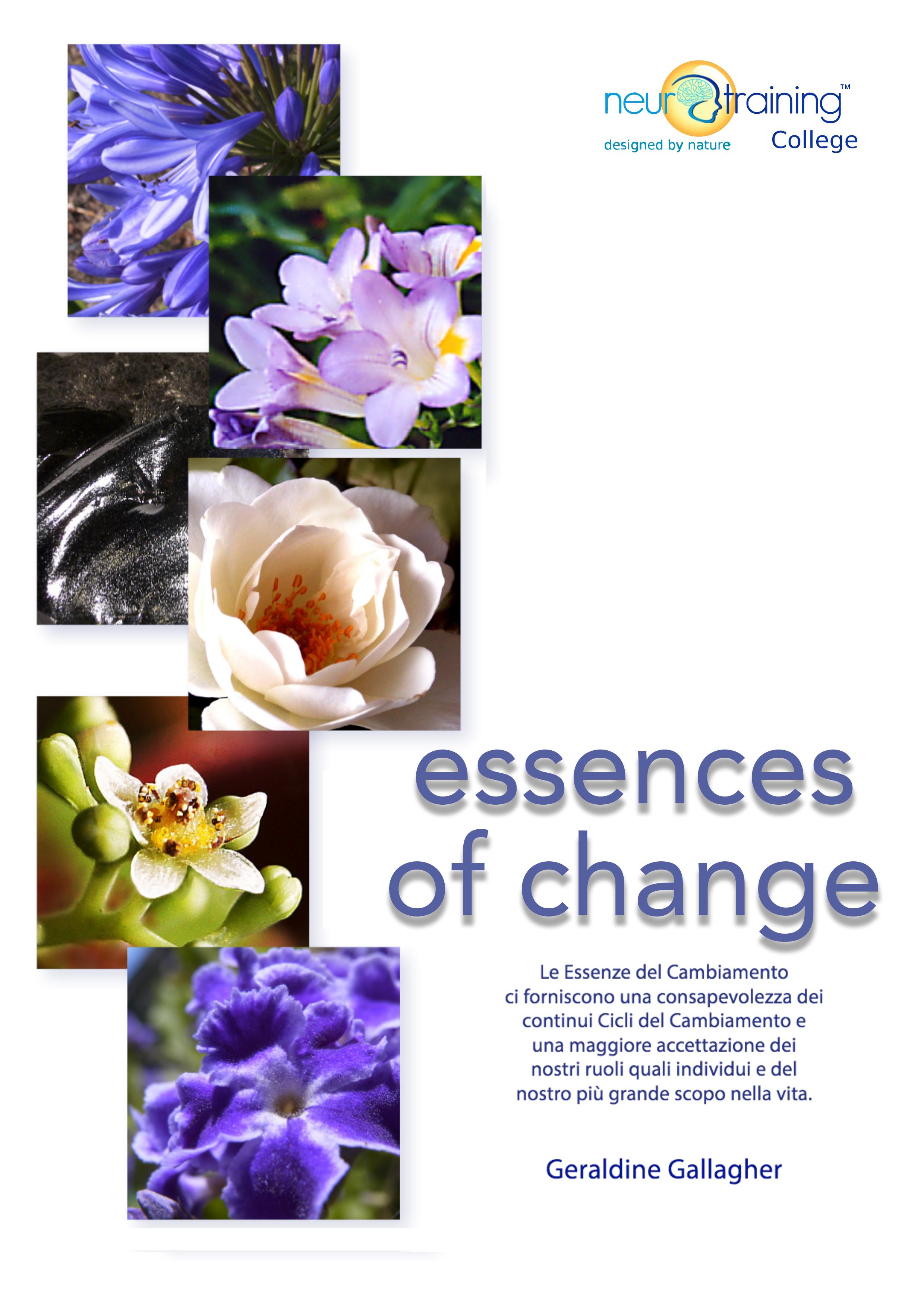 ESSENCES OF CHANGE / Le Essenze del Cambiamento